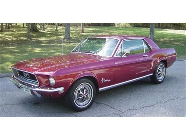 Picture of '68 Mustang - OK4Z