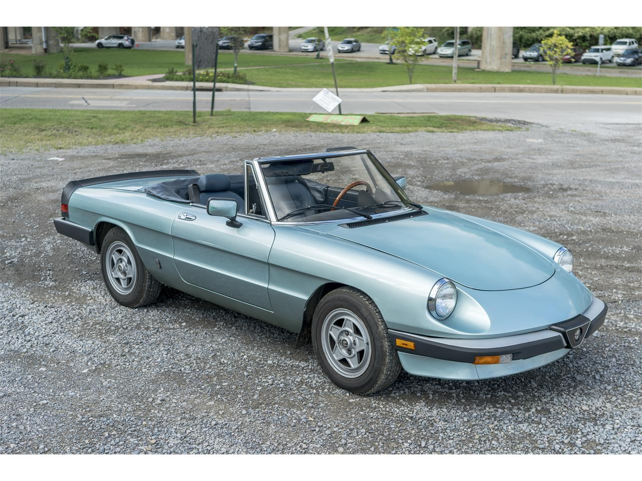 Large Picture of 1983 2000 Spider Veloce - $9,500.00 Offered by Fort Pitt Classic Cars - OK5K