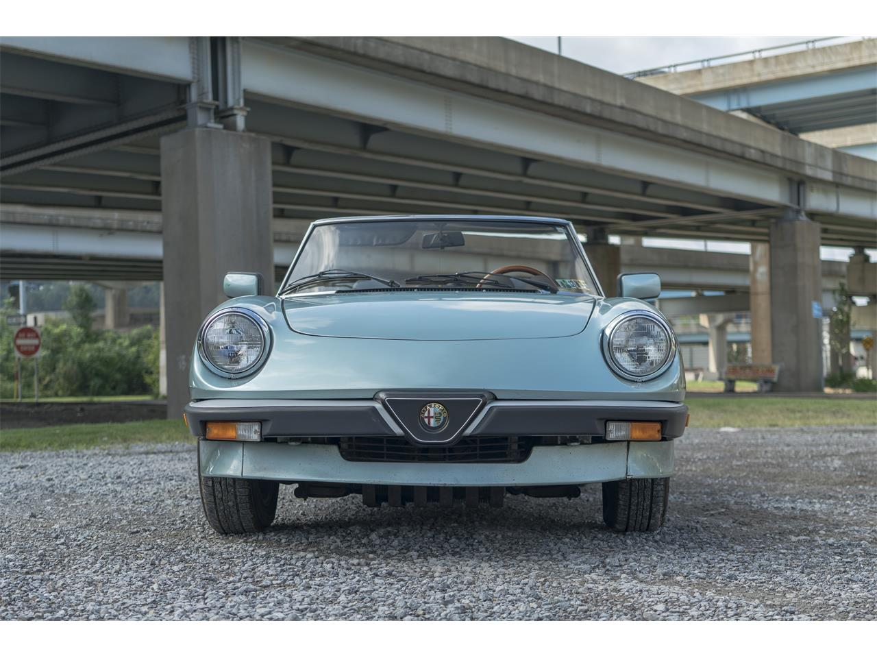 Large Picture of 1983 Alfa Romeo 2000 Spider Veloce located in Sharpsburg Pennsylvania Offered by Fort Pitt Classic Cars - OK5K