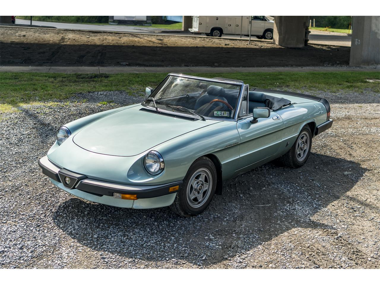 Large Picture of '83 Alfa Romeo 2000 Spider Veloce located in Pennsylvania - OK5K