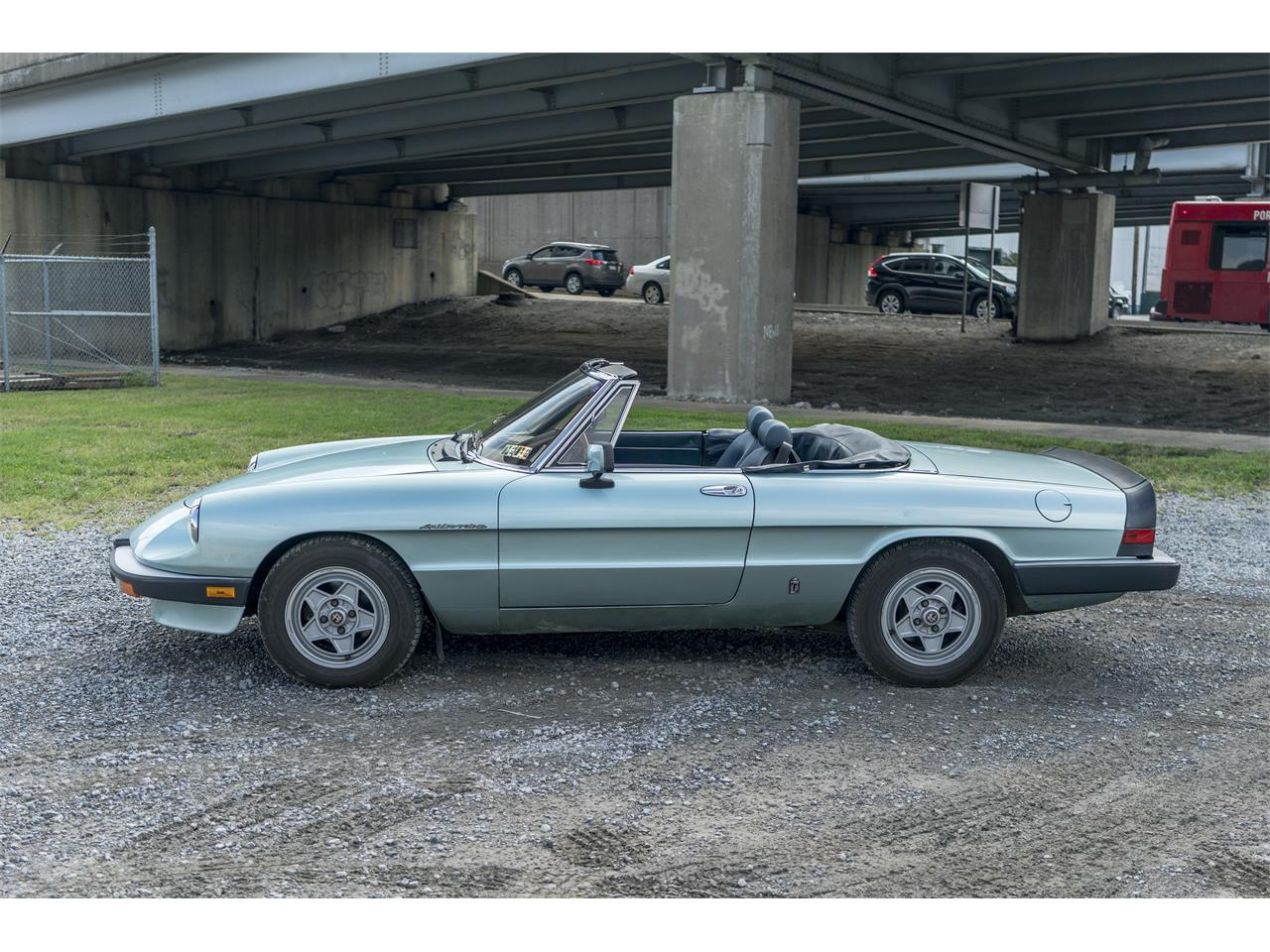 Large Picture of 1983 2000 Spider Veloce located in Pennsylvania - OK5K