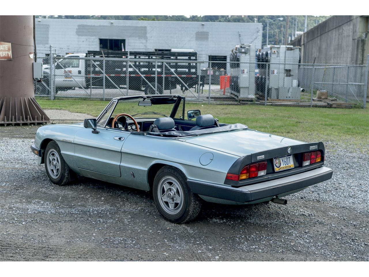 Large Picture of '83 Alfa Romeo 2000 Spider Veloce - $9,500.00 - OK5K