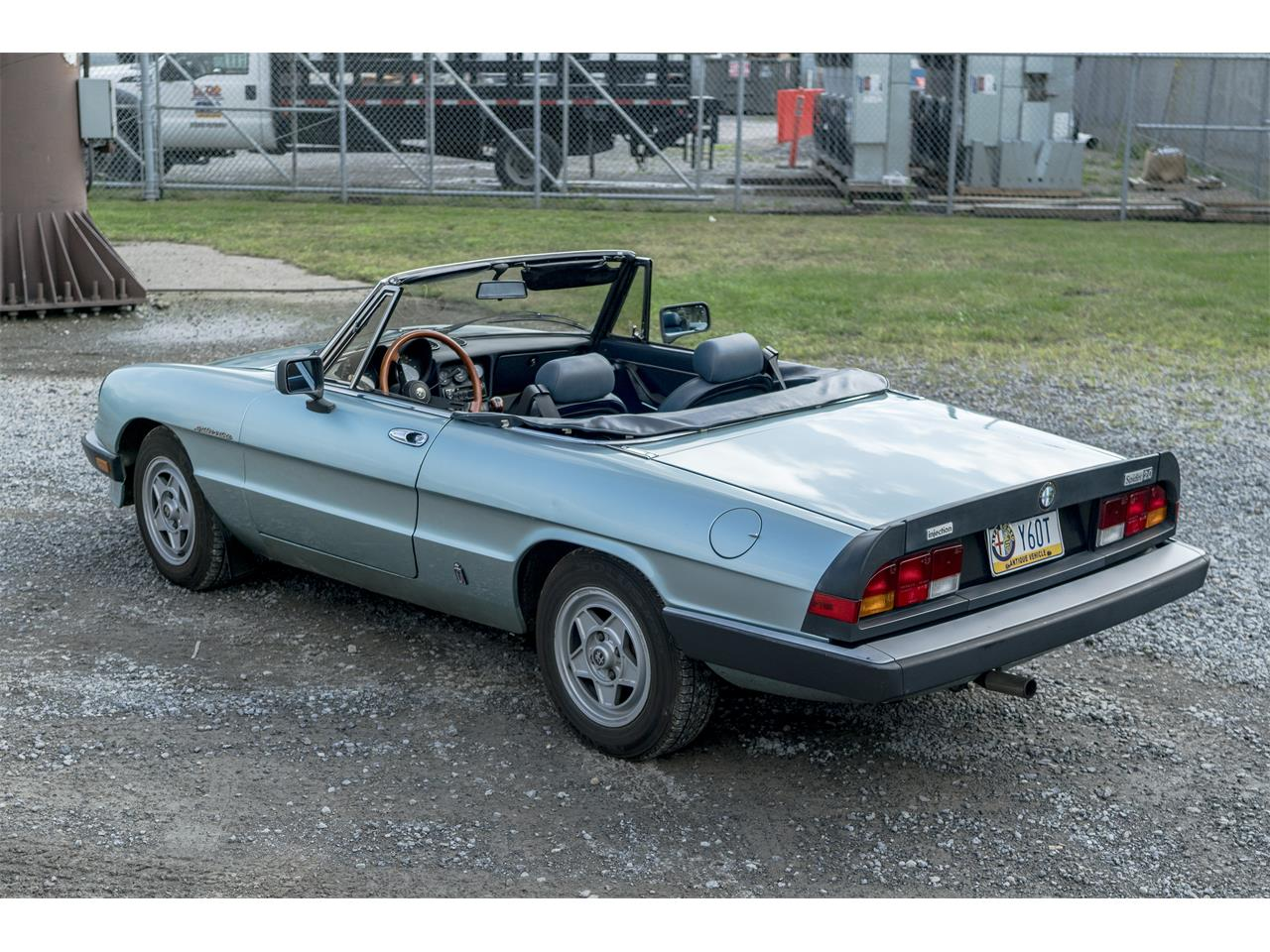 Large Picture of 1983 Alfa Romeo 2000 Spider Veloce Offered by Fort Pitt Classic Cars - OK5K