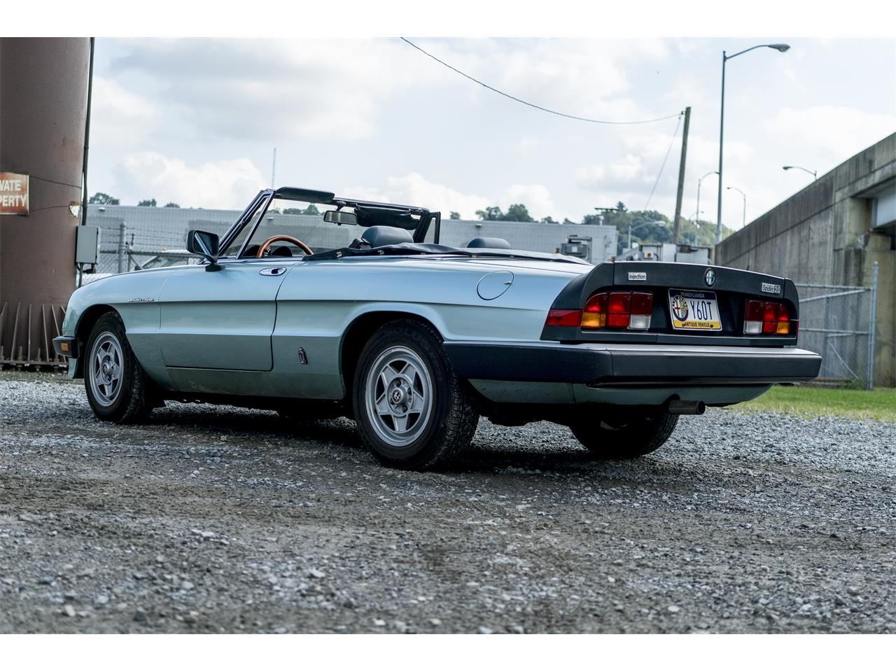 Large Picture of '83 2000 Spider Veloce Offered by Fort Pitt Classic Cars - OK5K