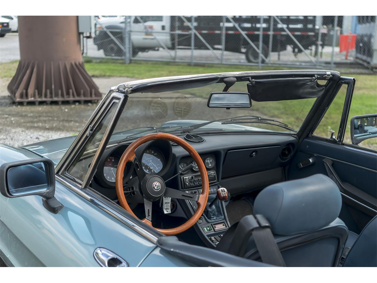 Large Picture of 1983 Alfa Romeo 2000 Spider Veloce - $9,500.00 Offered by Fort Pitt Classic Cars - OK5K