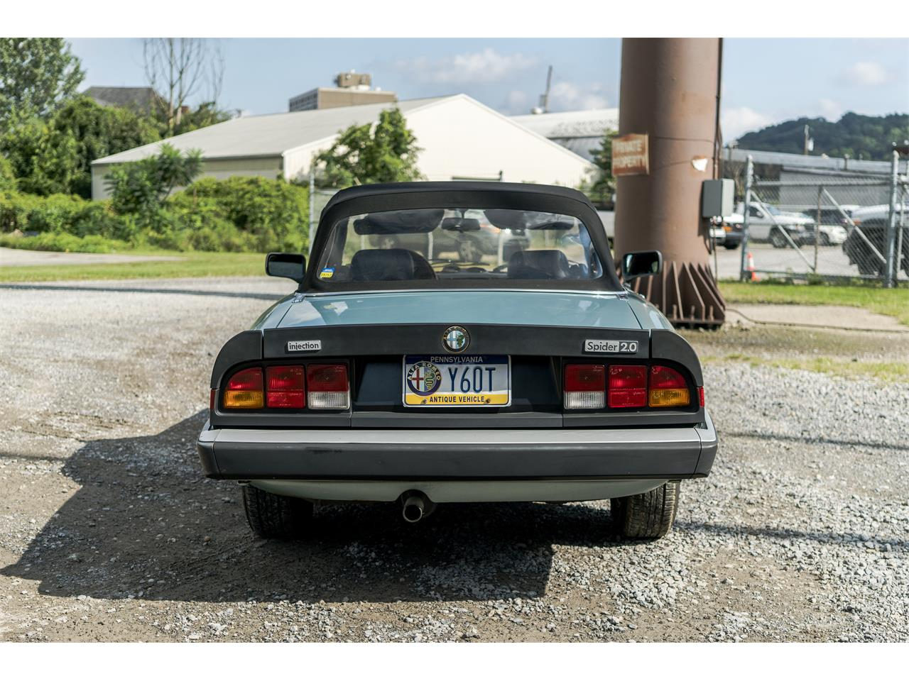 Large Picture of '83 Alfa Romeo 2000 Spider Veloce - OK5K