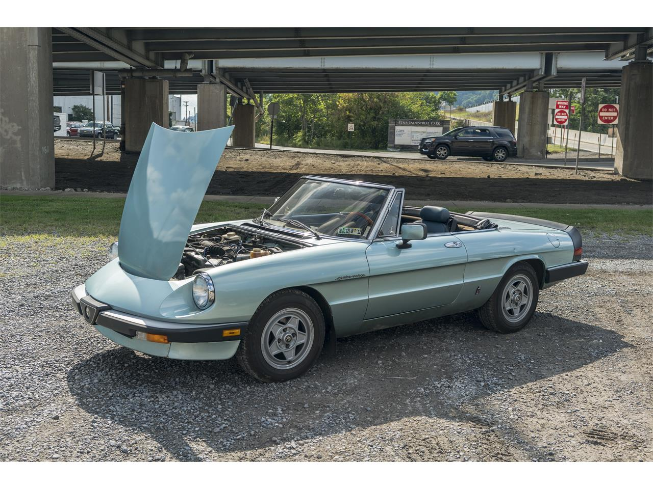 Large Picture of 1983 2000 Spider Veloce located in Sharpsburg Pennsylvania - $9,500.00 Offered by Fort Pitt Classic Cars - OK5K