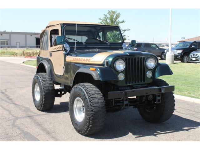 Picture of '76 Jeep CJ5 Auction Vehicle Offered by  - OK63