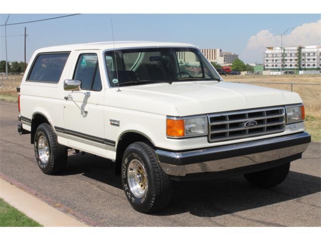 Picture of 1988 Bronco located in Peoria Arizona - OK69