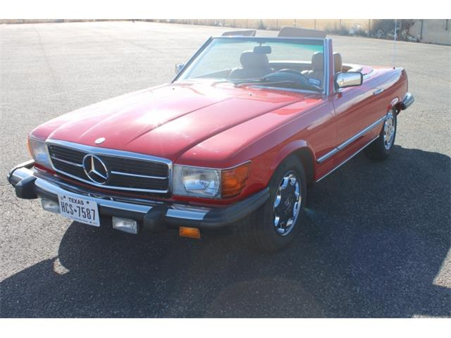 Picture of 1985 380SL Auction Vehicle Offered by  - OK6A