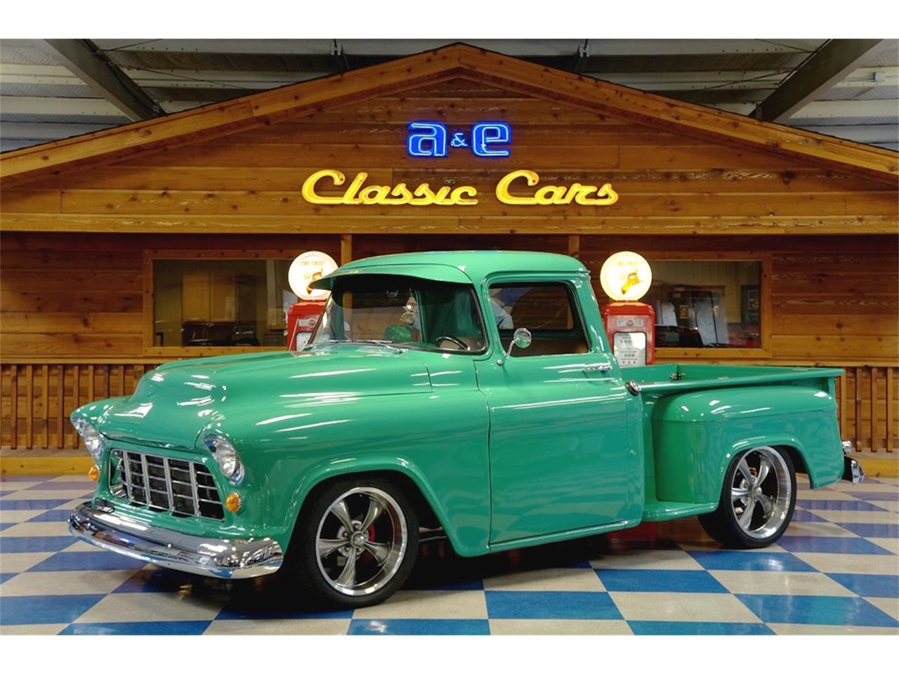 1955 Chevy Truck For Sale >> For Sale 1955 Chevrolet Pickup In New Braunfels Texas