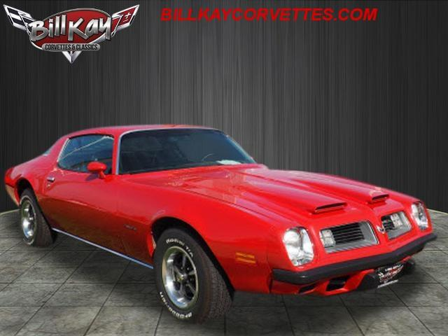 Picture of '75 Firebird Formula located in Downers Grove Illinois Auction Vehicle Offered by  - OG33