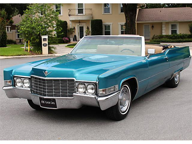 Picture of '69 DeVille - OK6V