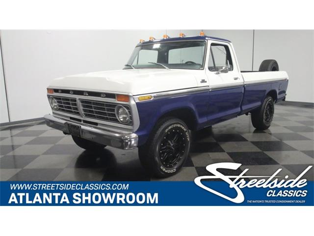 Picture of '77 F100 - OK83