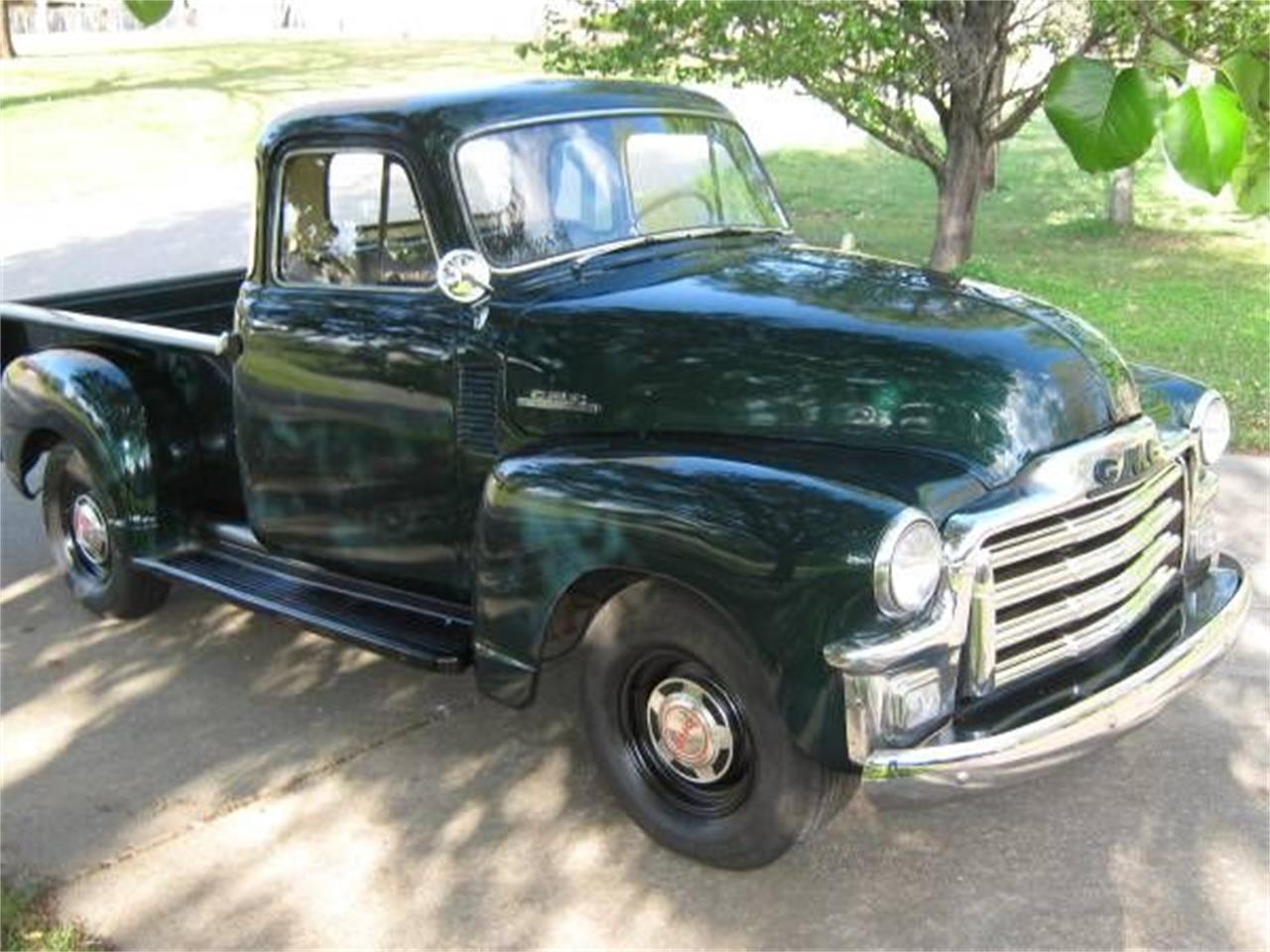1955 Gmc 100 For Sale