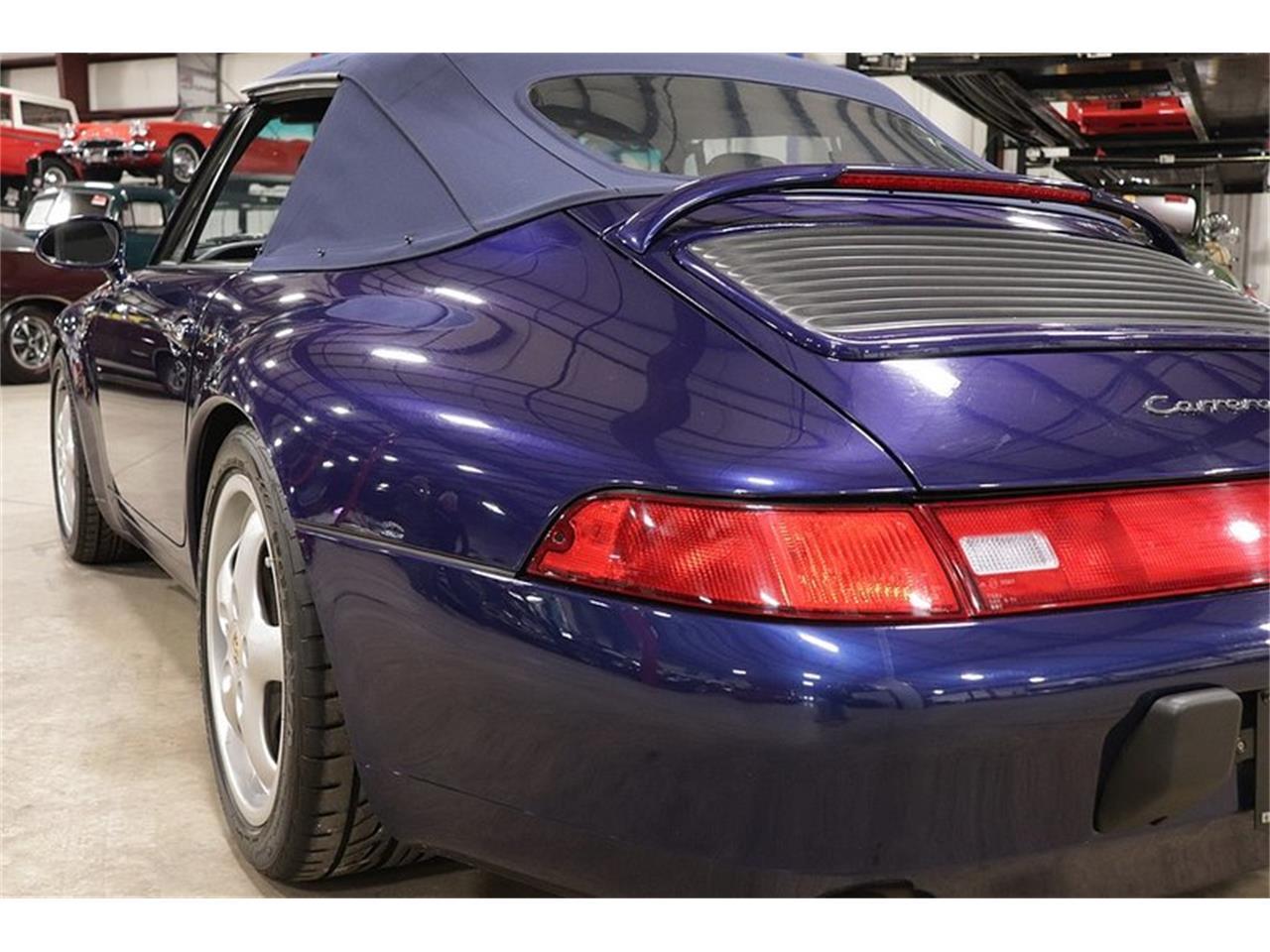 Large Picture of 1996 Porsche 911 located in Michigan - $45,900.00 - OFOC