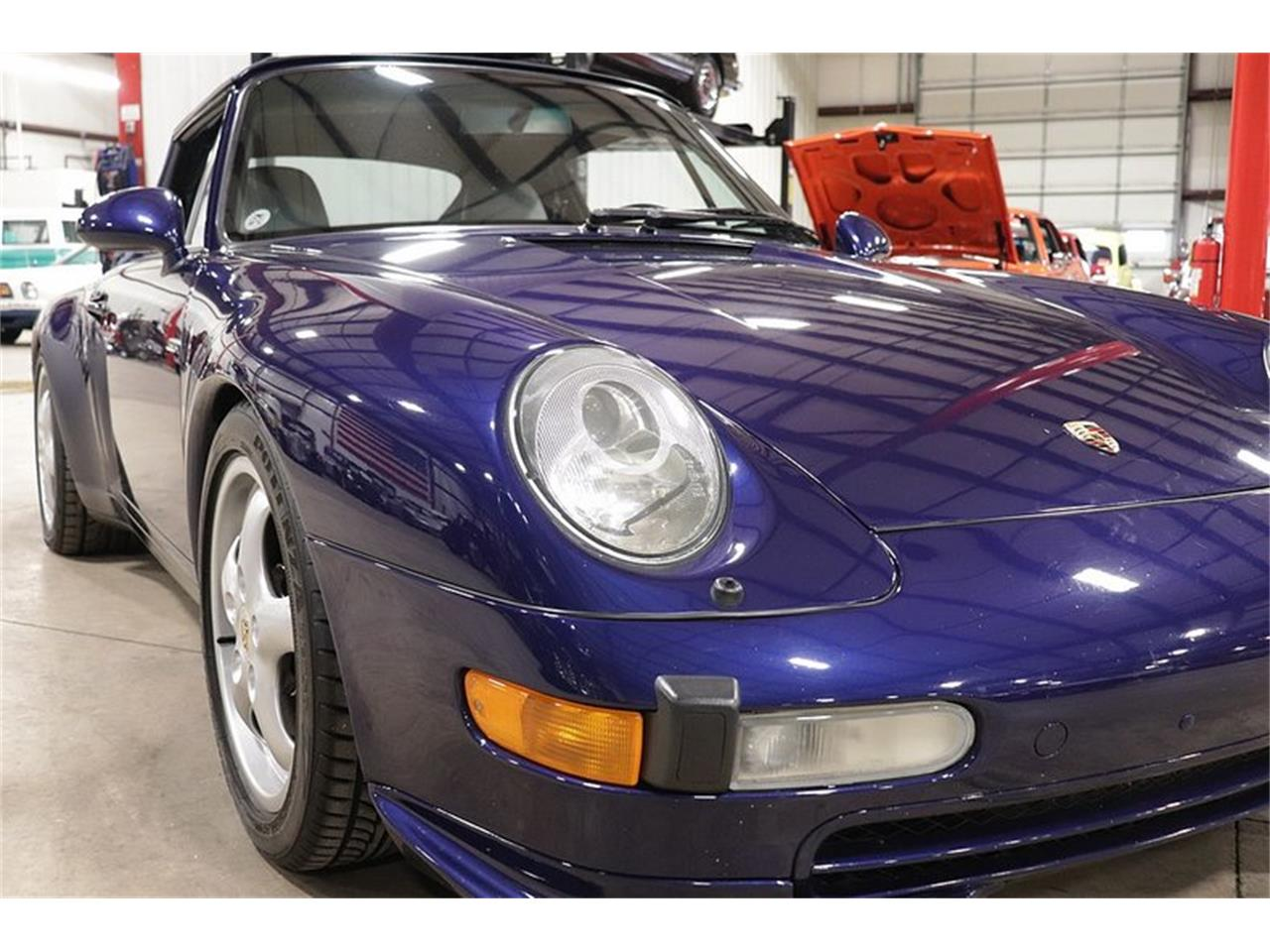 Large Picture of '96 Porsche 911 located in Kentwood Michigan - OFOC