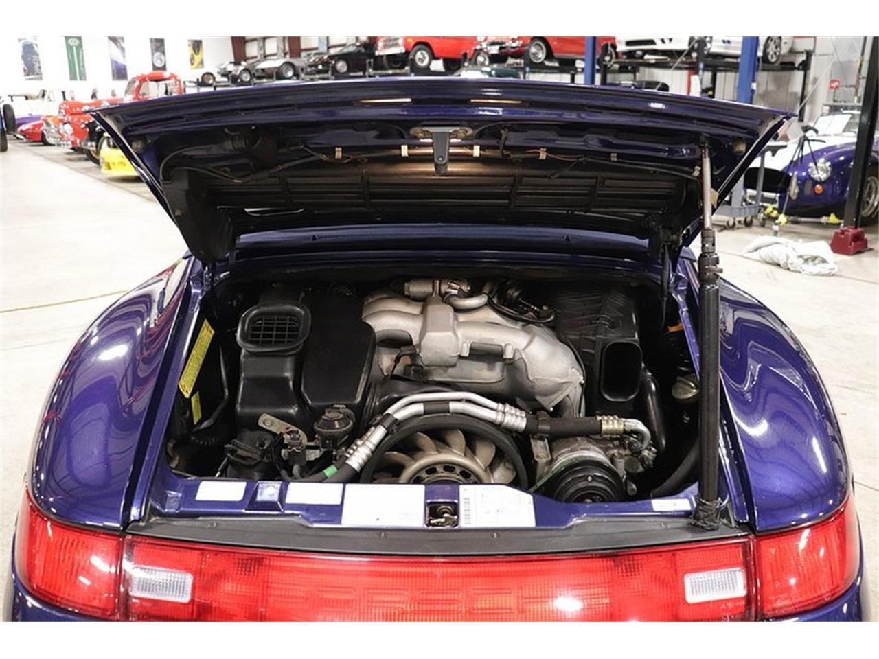 Large Picture of 1996 Porsche 911 - OFOC