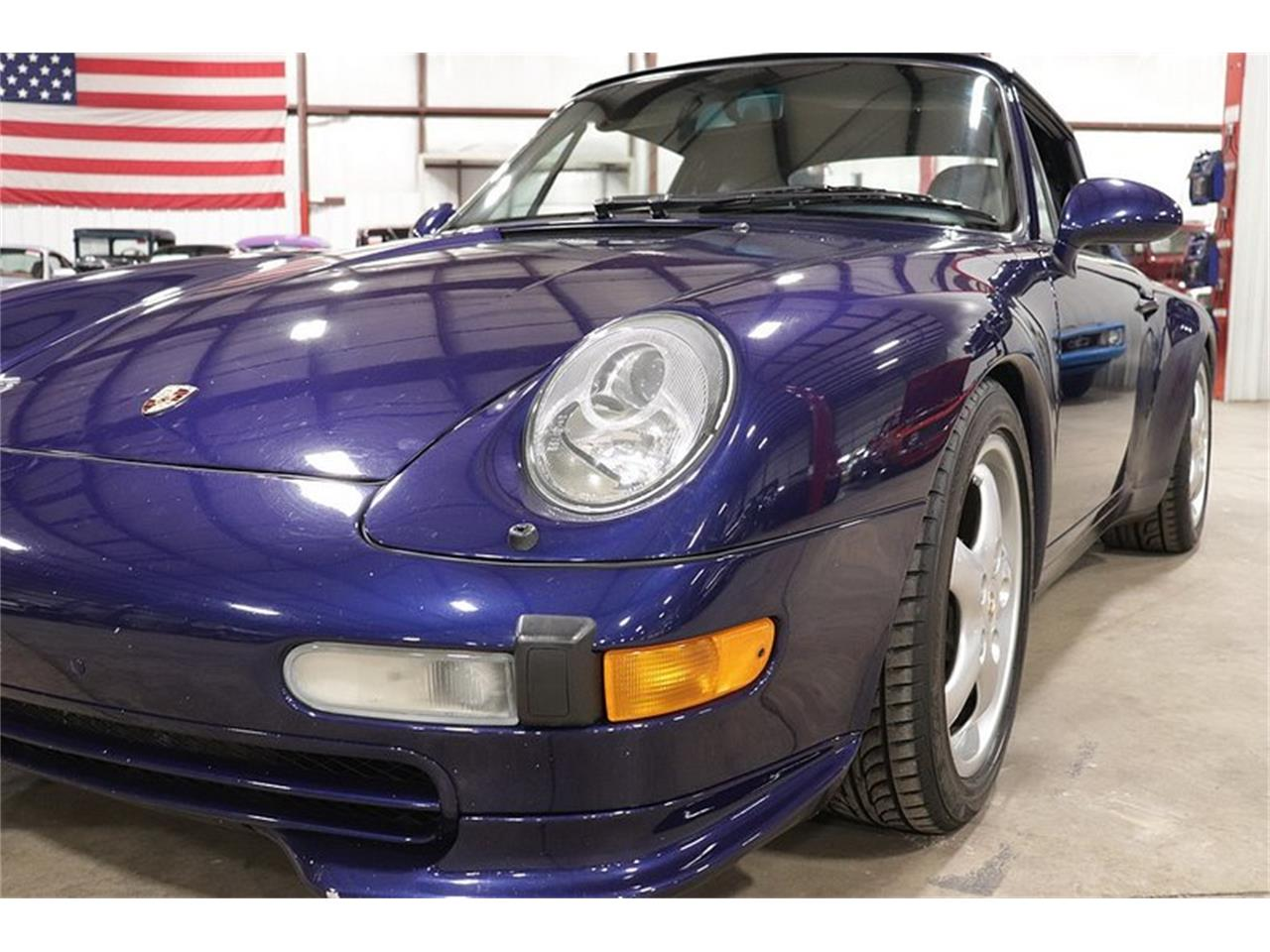 Large Picture of 1996 911 located in Michigan Offered by GR Auto Gallery - OFOC