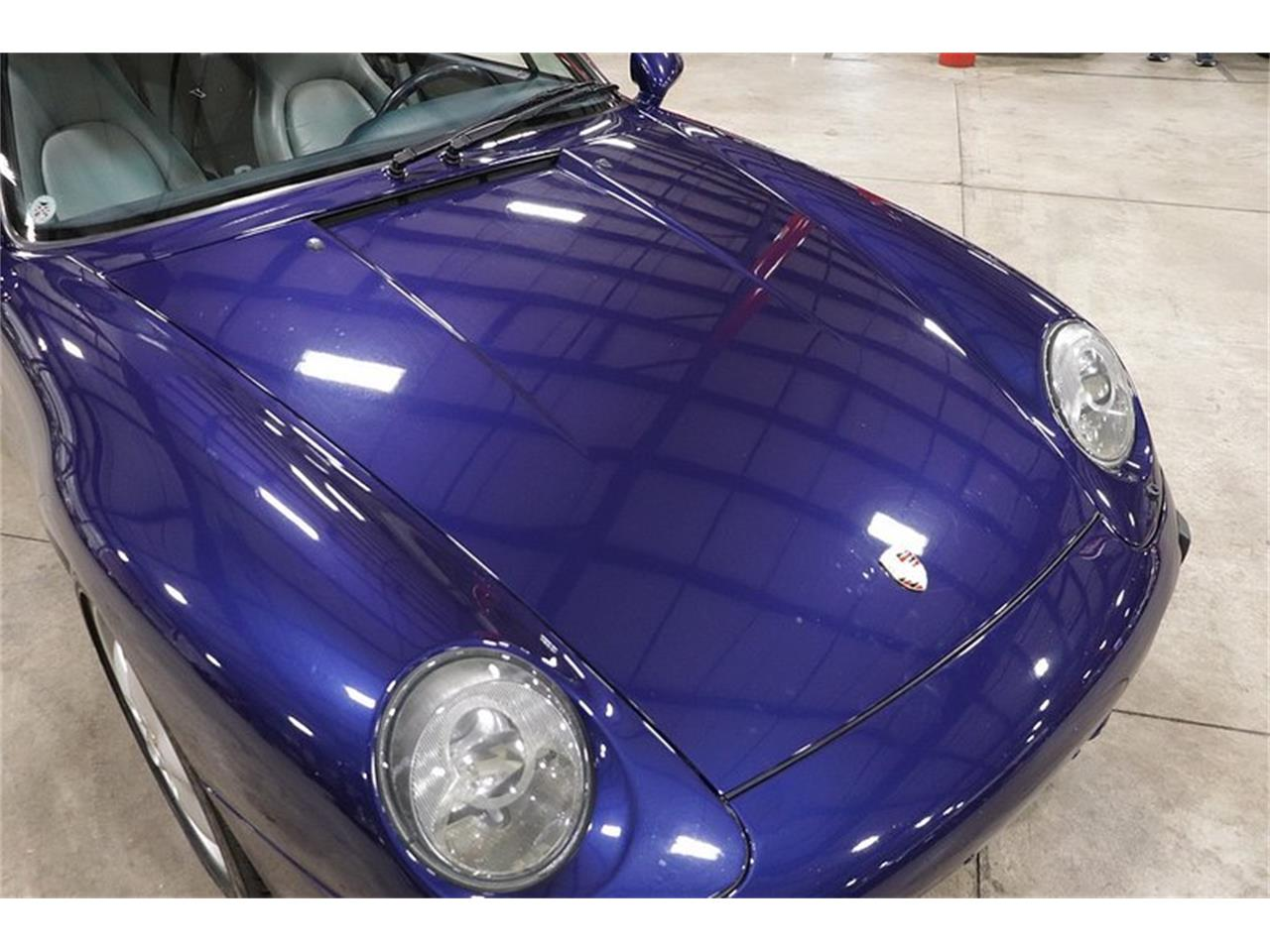 Large Picture of 1996 Porsche 911 located in Michigan Offered by GR Auto Gallery - OFOC