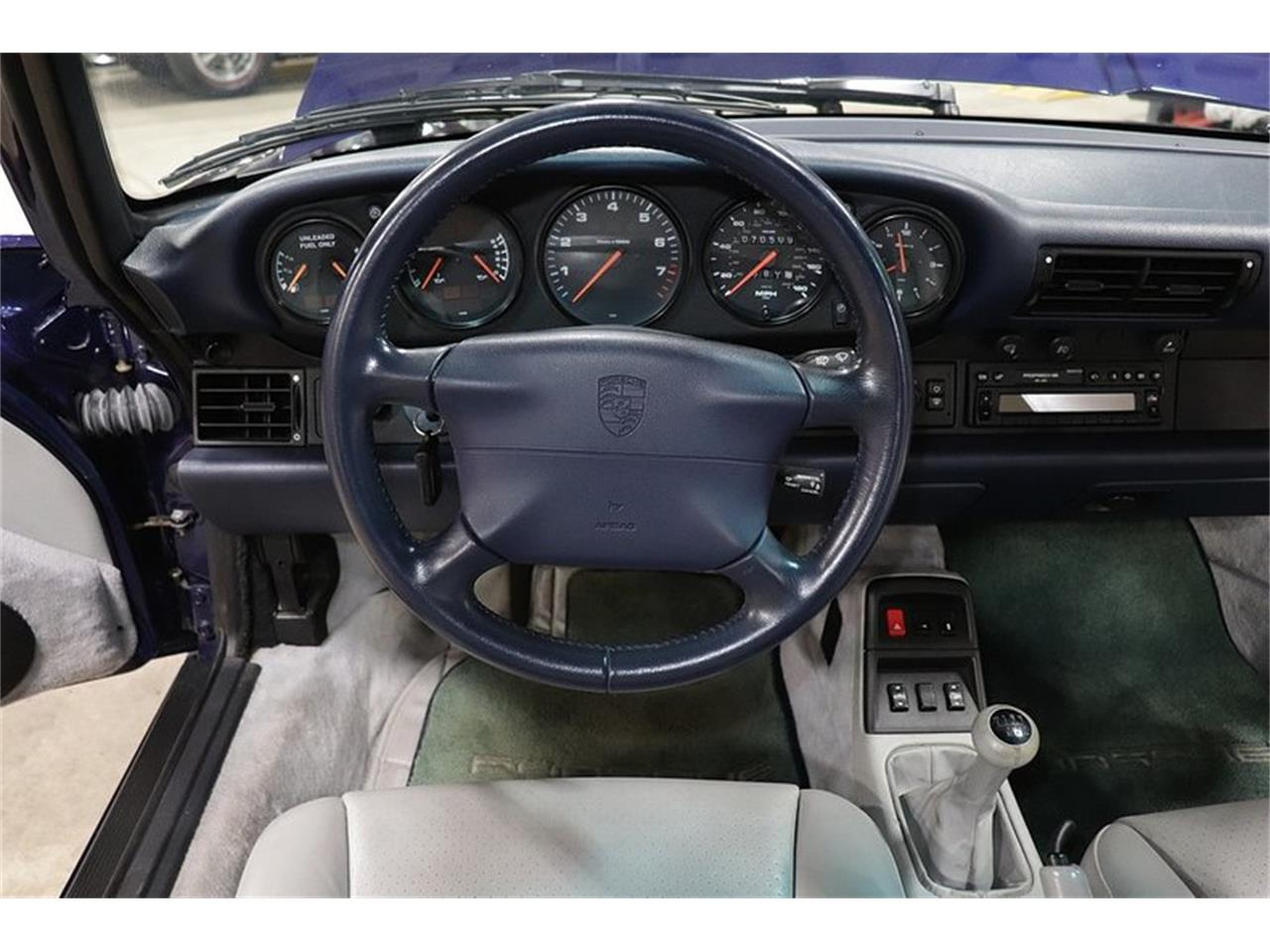 Large Picture of 1996 Porsche 911 located in Kentwood Michigan Offered by GR Auto Gallery - OFOC