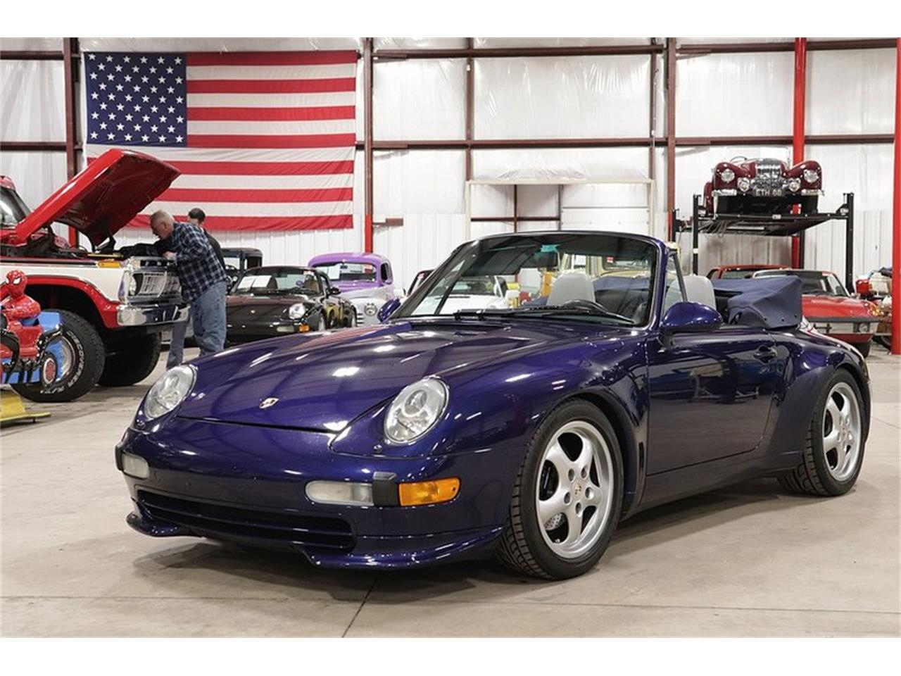 Large Picture of 1996 911 located in Kentwood Michigan - OFOC