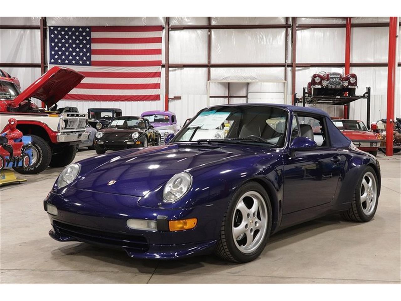 Large Picture of '96 Porsche 911 - $45,900.00 - OFOC