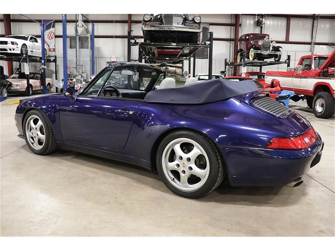 Large Picture of '96 Porsche 911 Offered by GR Auto Gallery - OFOC