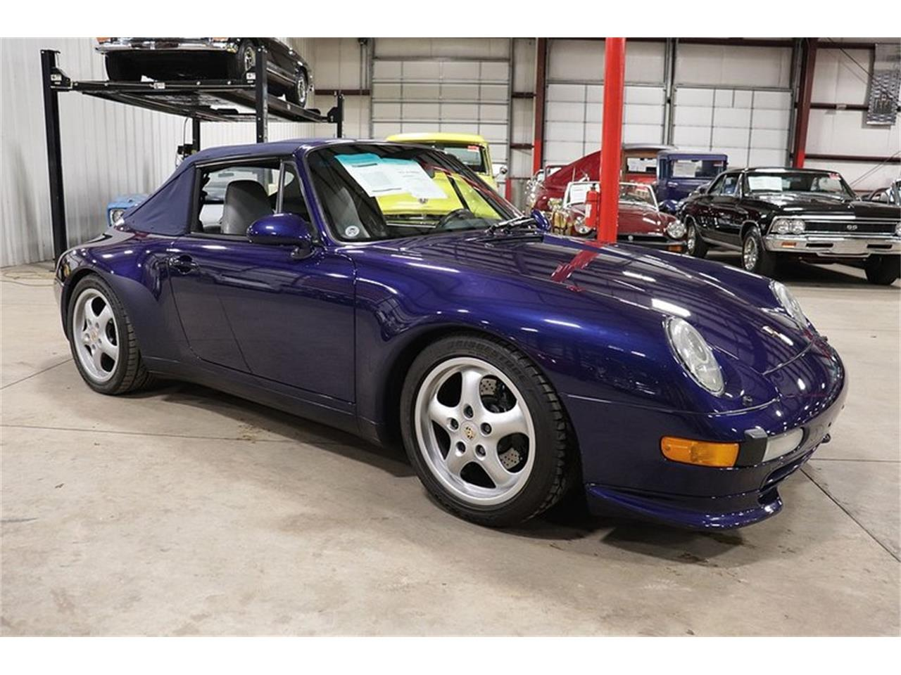 Large Picture of 1996 Porsche 911 located in Kentwood Michigan - $45,900.00 - OFOC