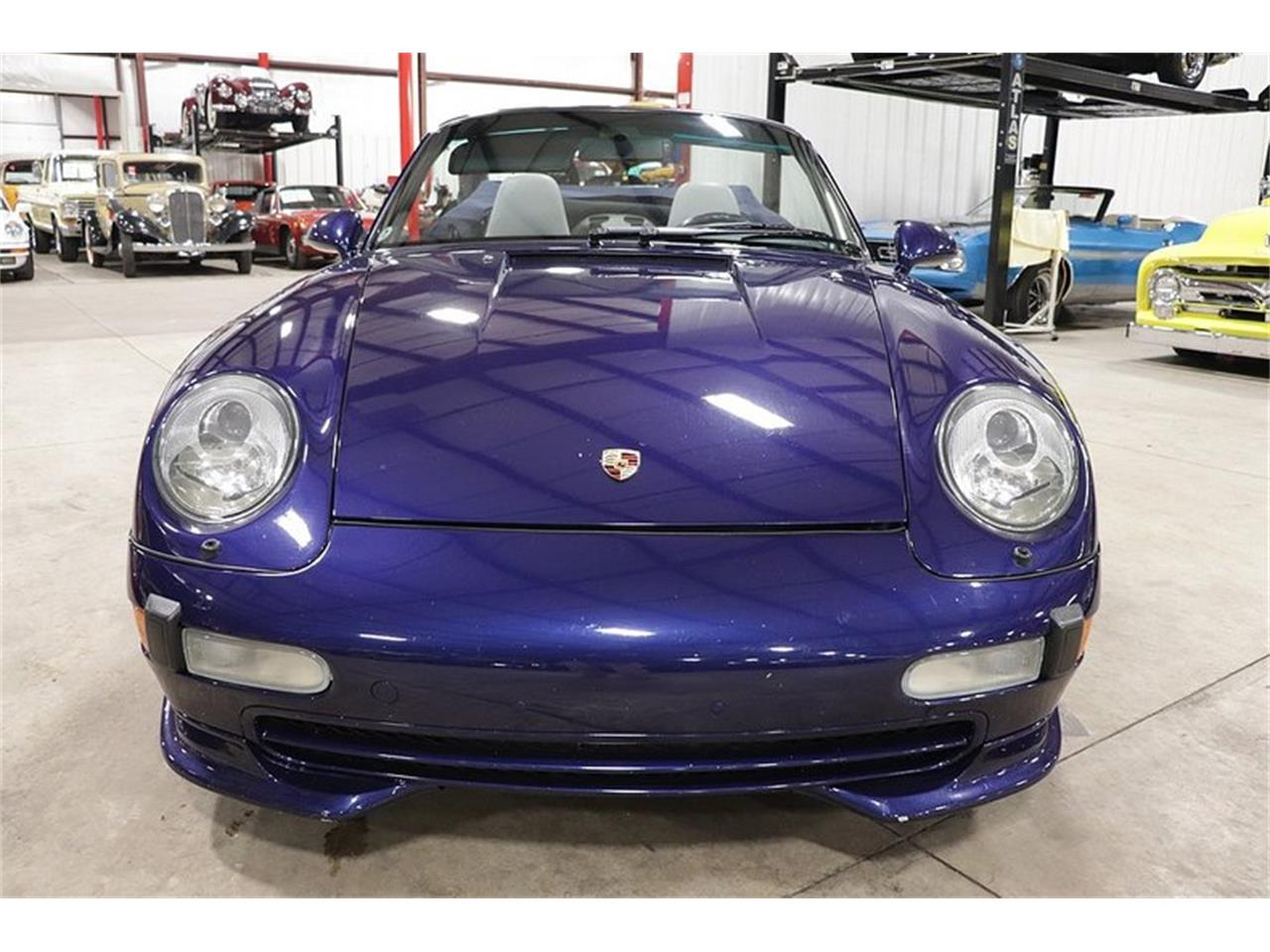 Large Picture of '96 Porsche 911 located in Kentwood Michigan Offered by GR Auto Gallery - OFOC