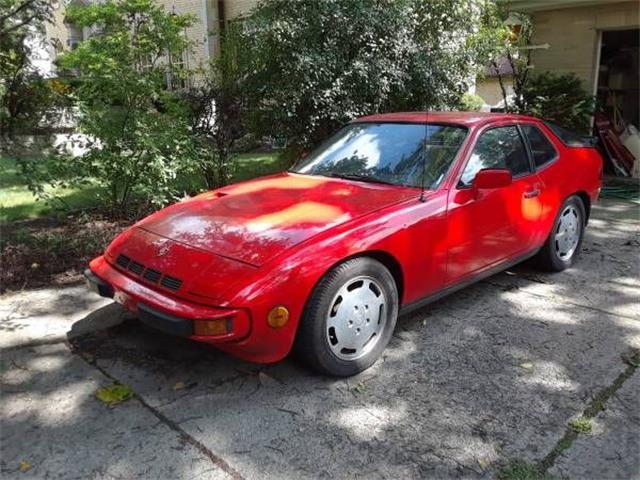 Picture of '82 924 - OK9E