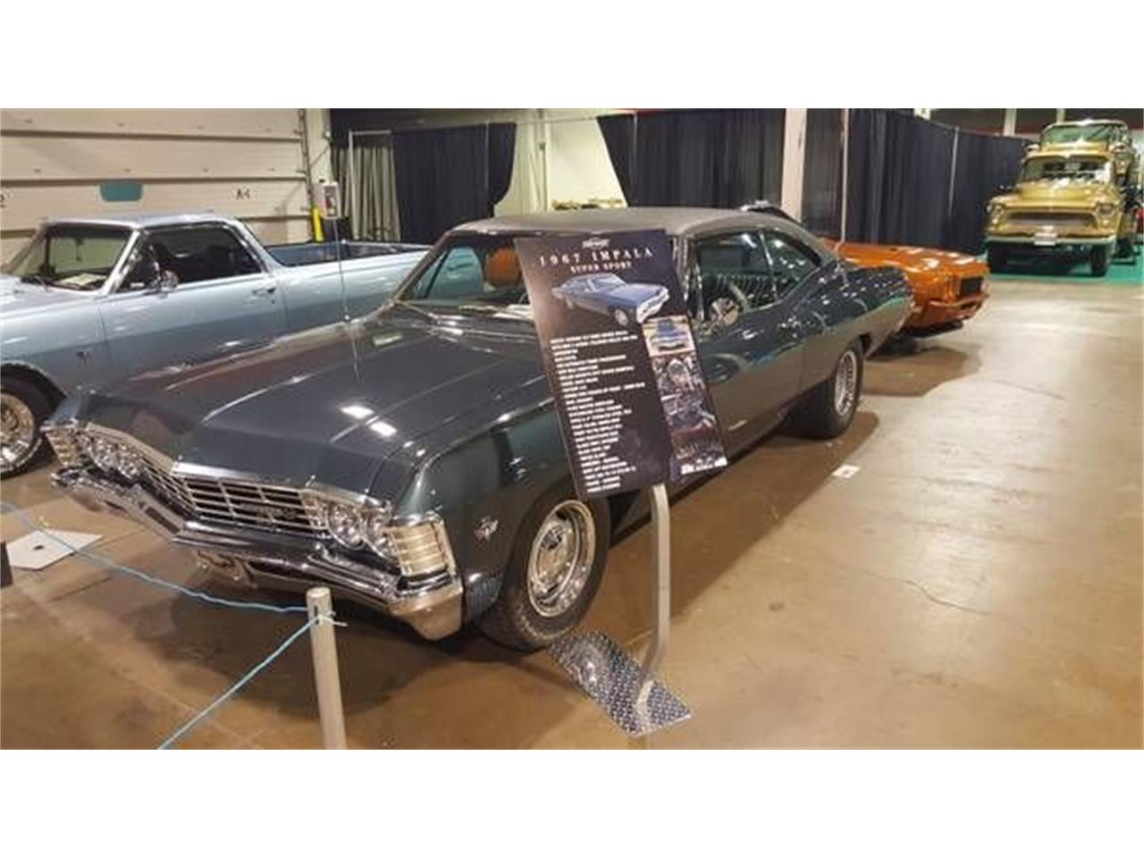 Large Picture of '67 Impala - OK9K