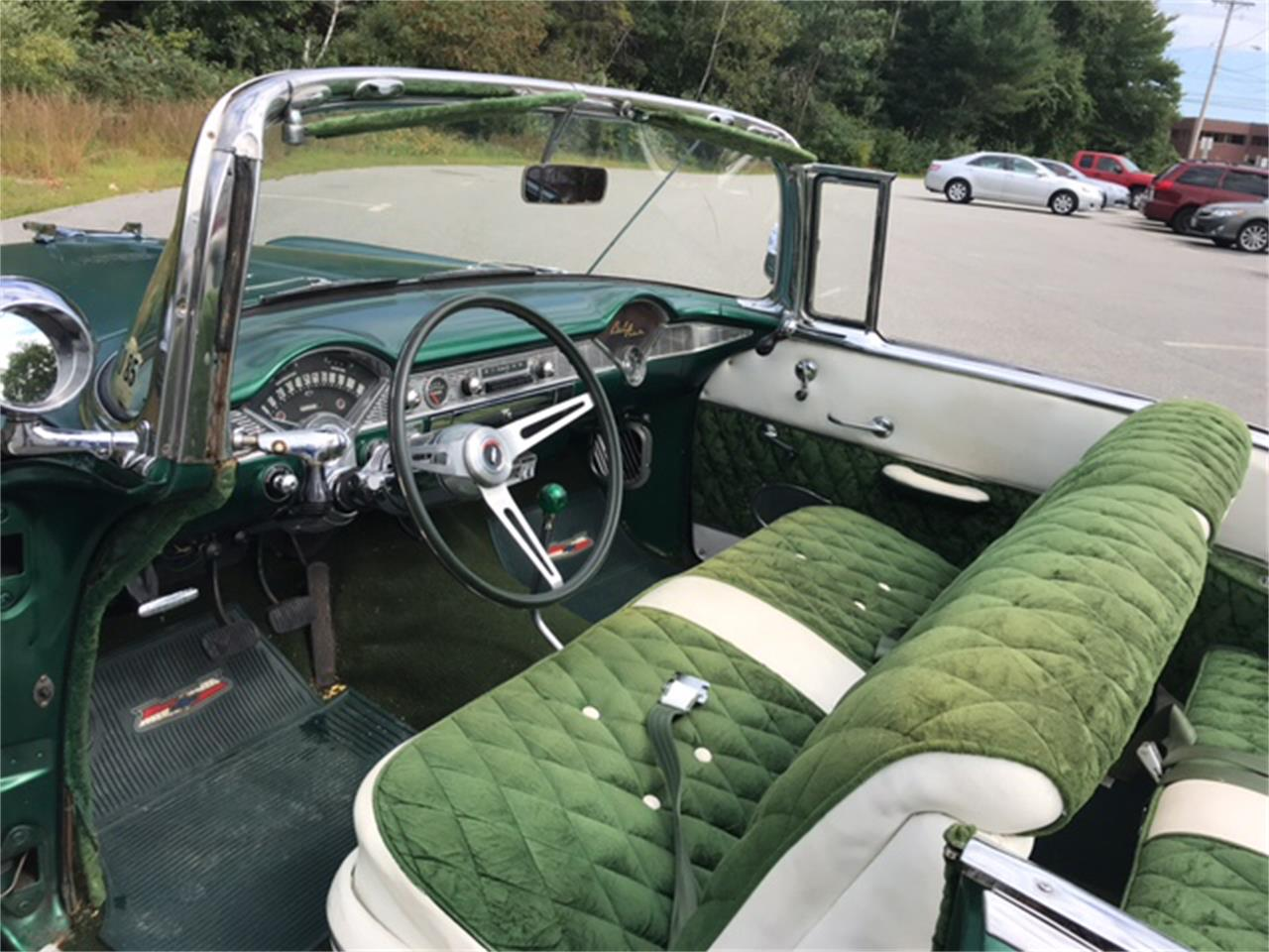 Large Picture of 1956 Bel Air located in Westford Massachusetts Offered by B & S Enterprises - OG3D