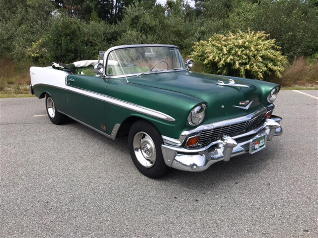 Large Picture of Classic '56 Bel Air located in Westford Massachusetts - OG3D