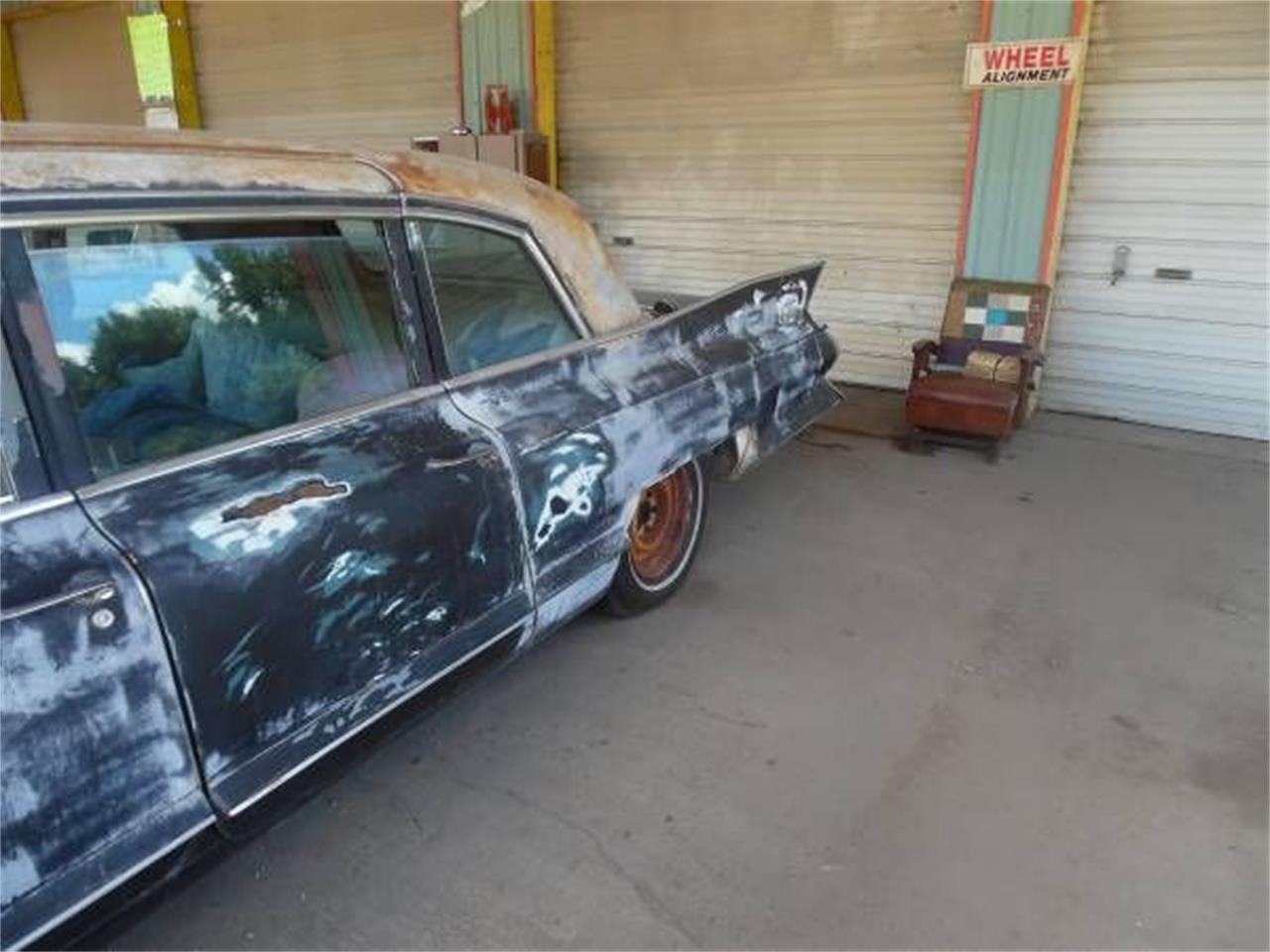 Large Picture of '61 Fleetwood - OK9Z