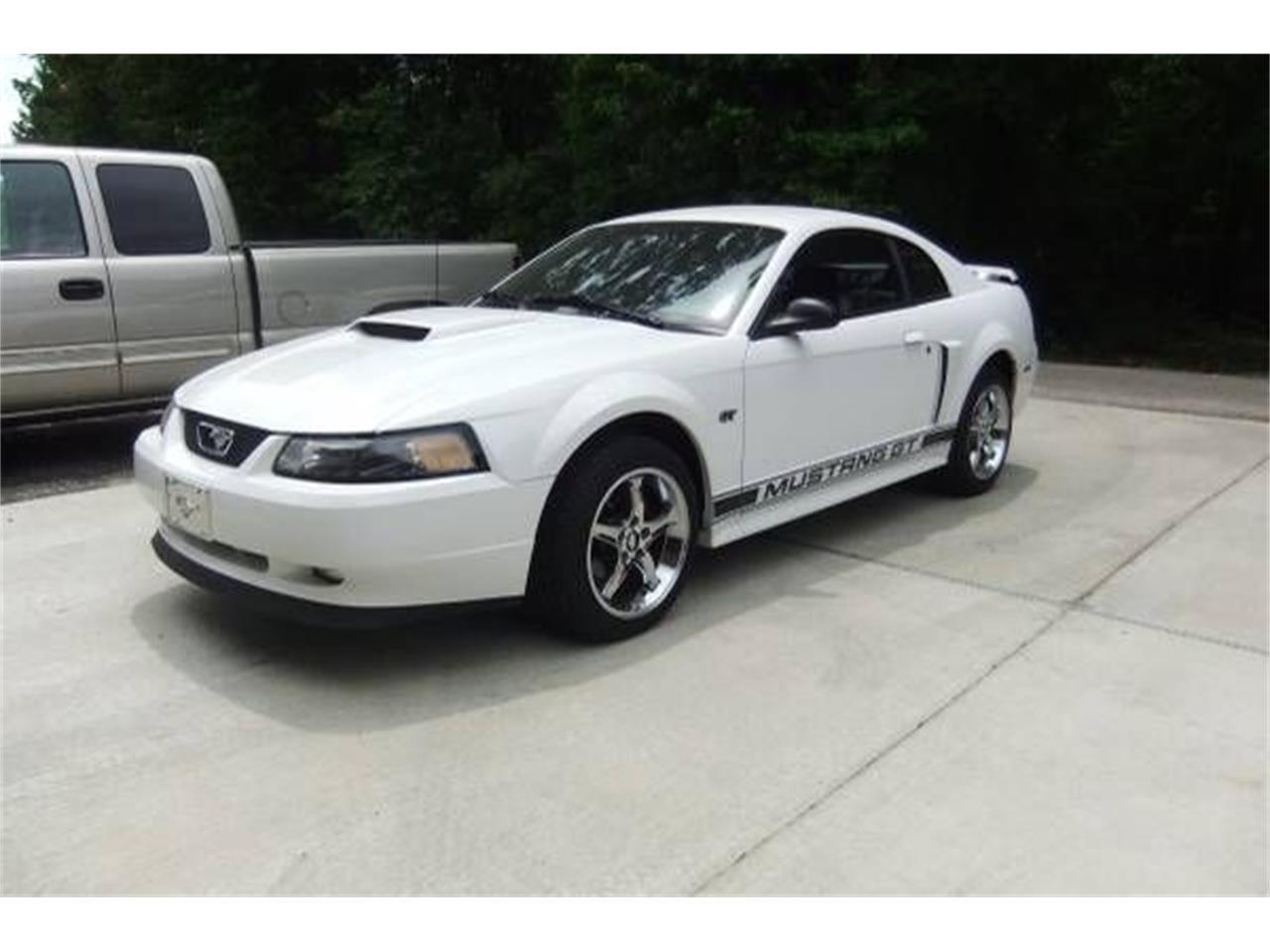 Mustang 2001
