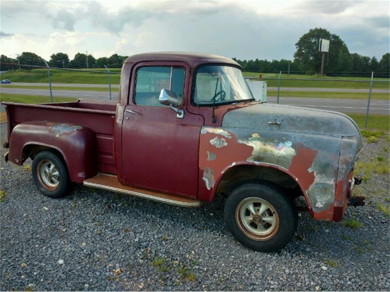 Dodge Pickup Trucks >> 1955 Dodge Pickup For Sale Classiccars Com Cc 1146054