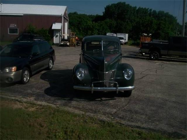 Picture of 1940 Ford Sedan - OKAZ