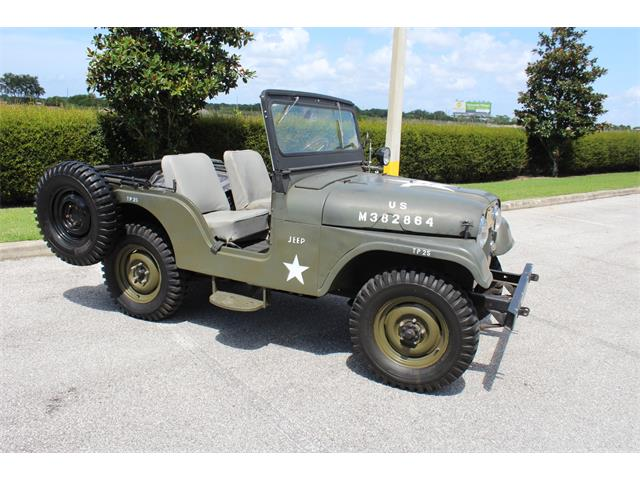 Picture of 1956 Jeep - OG3I