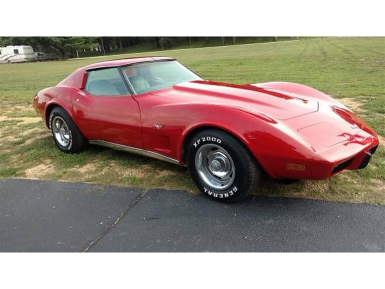 1977 Corvette For Sale >> For Sale 1977 Chevrolet Corvette In Cadillac Michigan