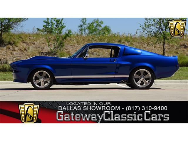 Picture of 1967 Ford Mustang GT - OKBC