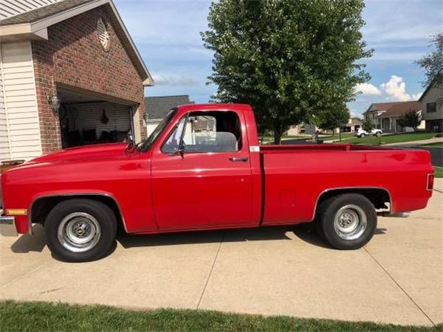 Picture of 1982 C10 Offered by  - OKBJ