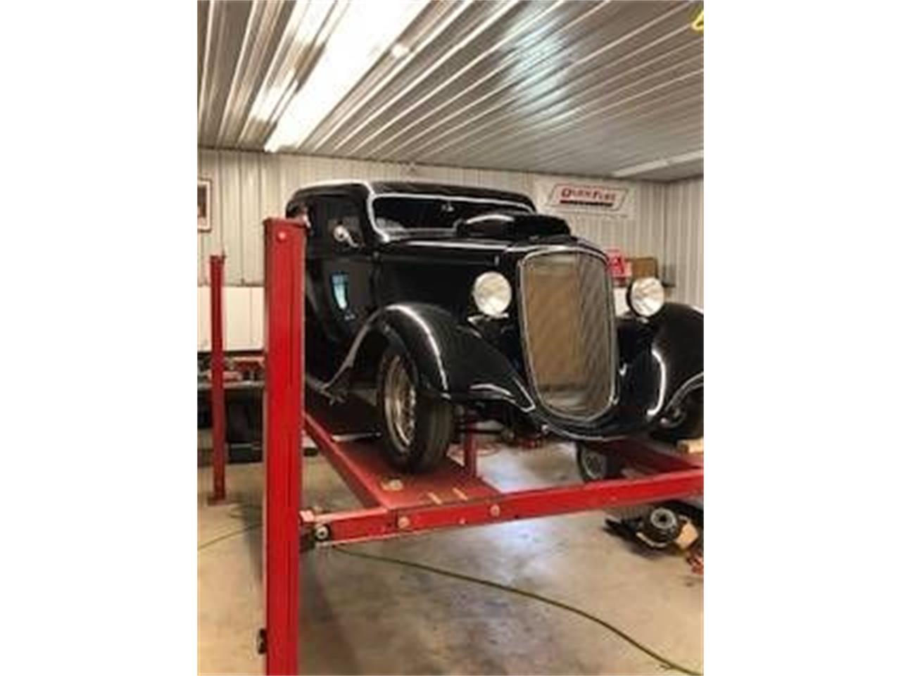 Large Picture of '34 Sedan - OKBP