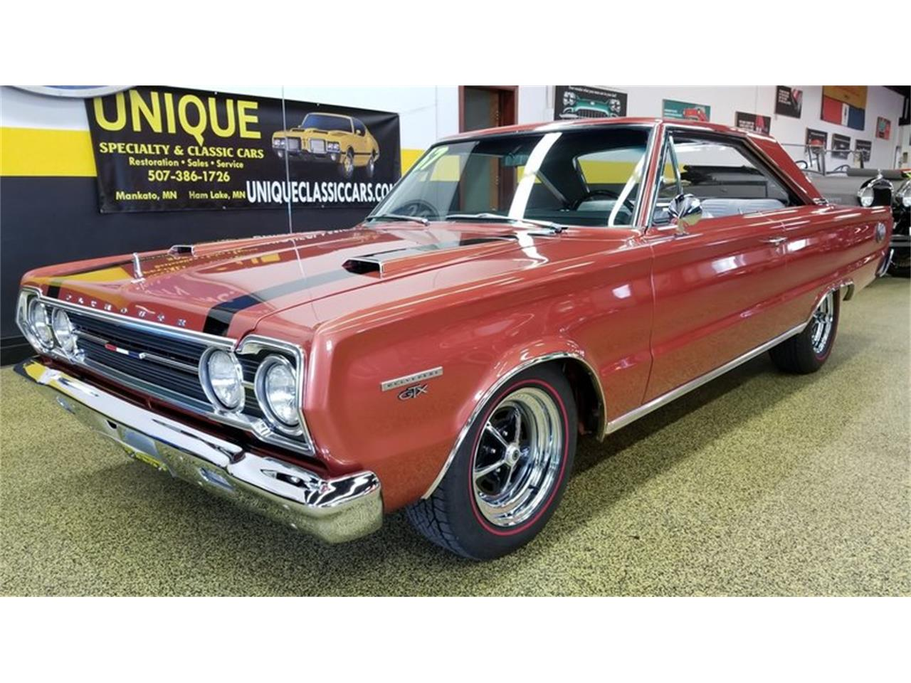 1967 Plymouth Gtx For Sale Cc 1146096 Wiring Diagram Large Picture Of 67 Okc0