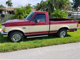 For Sale 1996 Ford F150 In Cadillac Michigan