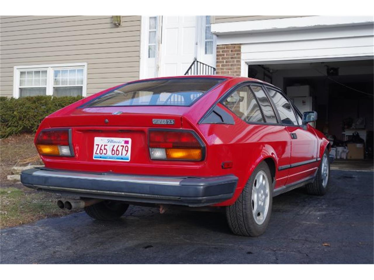 Large Picture of '84 GTV - OKCF