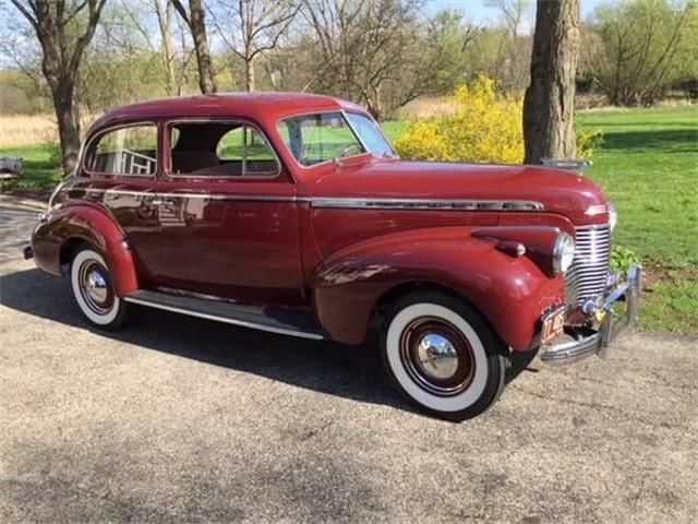 Picture of '40 Chevrolet Special Deluxe - $41,795.00 Offered by  - OKCN