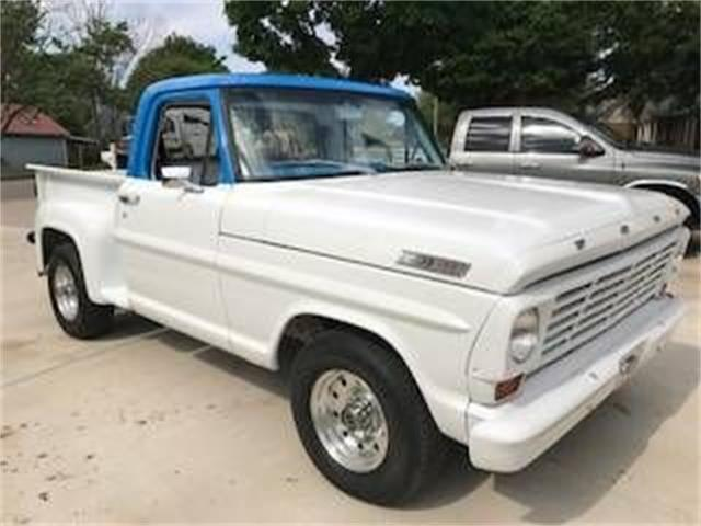 Picture of '67 F100 - OKCR