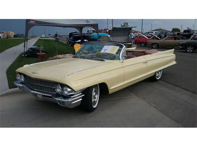 1960 to 1964 cadillac for sale on classiccars com rh classiccars com Cadillac Restoration Parts Cadillac Body Parts