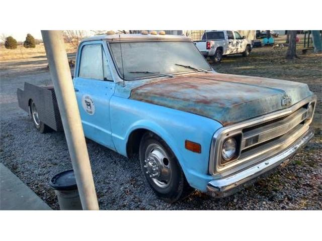 1969 Chevrolet C10 For Sale On ClassicCars